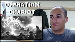 US Marine Reacts to Operation Chariot: Raid on St. Nazaire