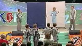 КВН Сборная Владивостока - 2002 1/8 приветствие