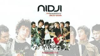 NIDJI - Adam and Eve (Official Audio)