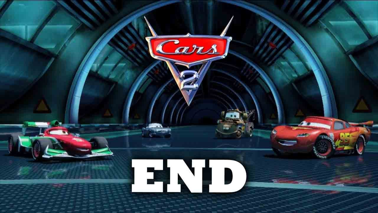 Cars 2 The Video Part 15 Only Ending