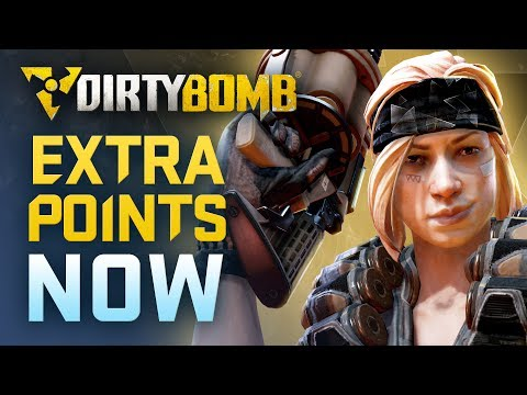 Dirty Bomb: Extra Ranked Points NOW