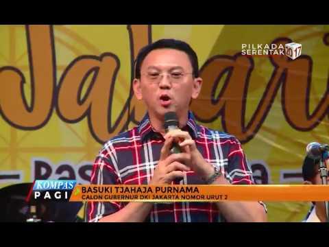 Ahok Janji Bangun Bioskop Bersubsidi di Pasar Tradisional