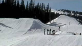 Snowboarding (Redmond Gerard)