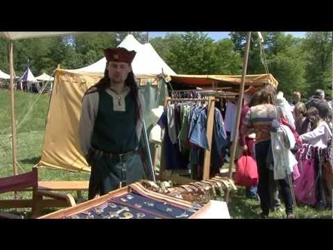 Stauferspektakel - Mittelalterliche Handwerker (KAS-Medienwerkstatt)