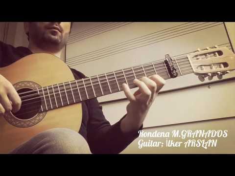Flamenko Gitar RONDENA Müzik Manuel Granados, Ilker ARSLAN Klasik Gitar Ve Flamenco Gitar Dersi