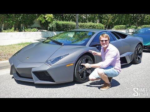 The Reventon Is Responsible For The New Lamborghini Sian!