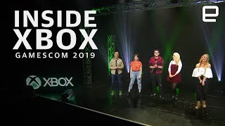 Inside XBOX @ Gamescom 2019 in 14 Minutes