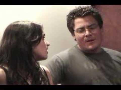 Yasmin Gontijo e Kyle Wayle