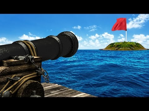 GOLF WITH CANNONS! - GOLF IT
