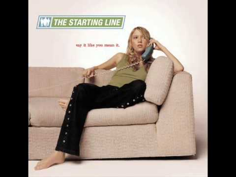 The Starting Line - Say It Like You Mean It (FULL ALBUM)