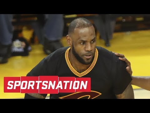 LeBron James Could Be Final Piece For 76ers | SportsNation | ESPN