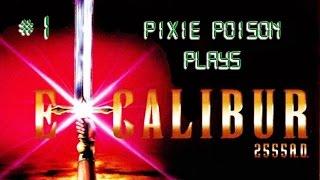 Pixie Plays ● Excalibur 2555 A.D. [1]