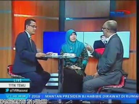 Media Televisi: Antara Idealisme dan Bisnis - Dialog Titik Temu - TVRI
