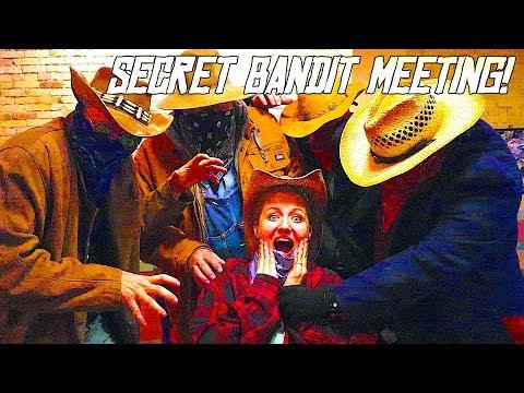 Bandits Secret Meeting!
