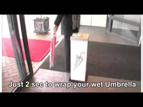 OMKAR WET UMBRELLA BAG DISPENSER