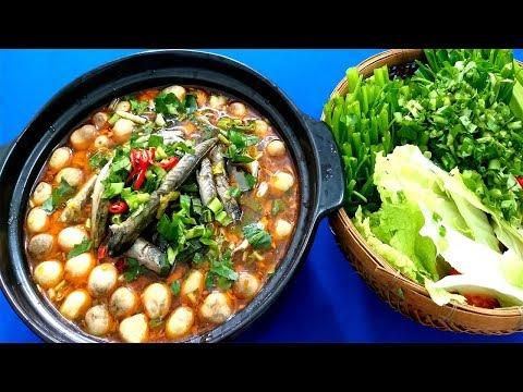 LẨU CÁ KÈO CHUA l Làm món Lẩu Cá Kèo Chua cho Gia Đình cách bạn nhé by Hồng Thanh Food