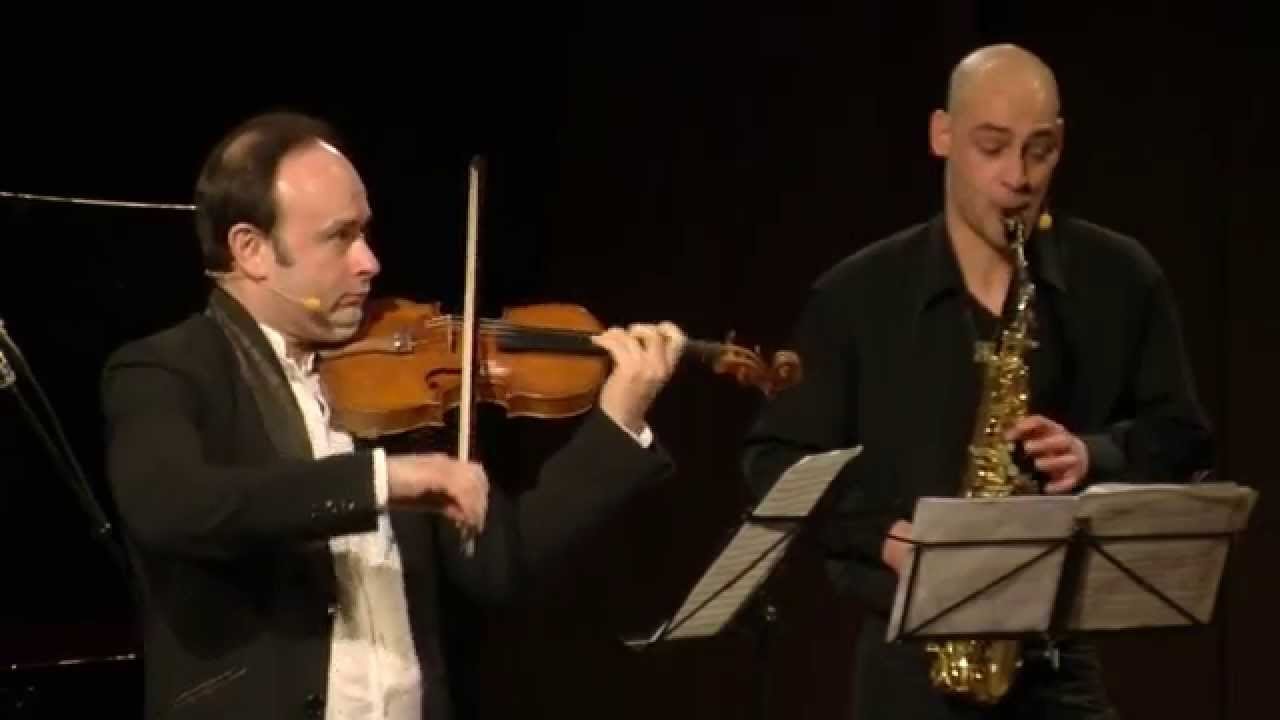 "Trio KlaViS - ""Happy Hour"" by Miha Ferk, ft. Aleksey Igudesman"
