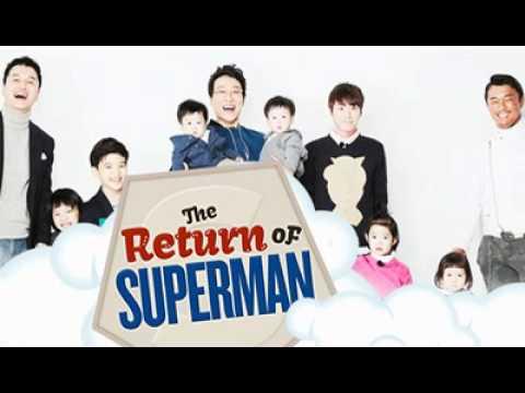 The Return Of Superman Ep 92 | 슈퍼맨이 돌아왔다 92회HD720(150824)