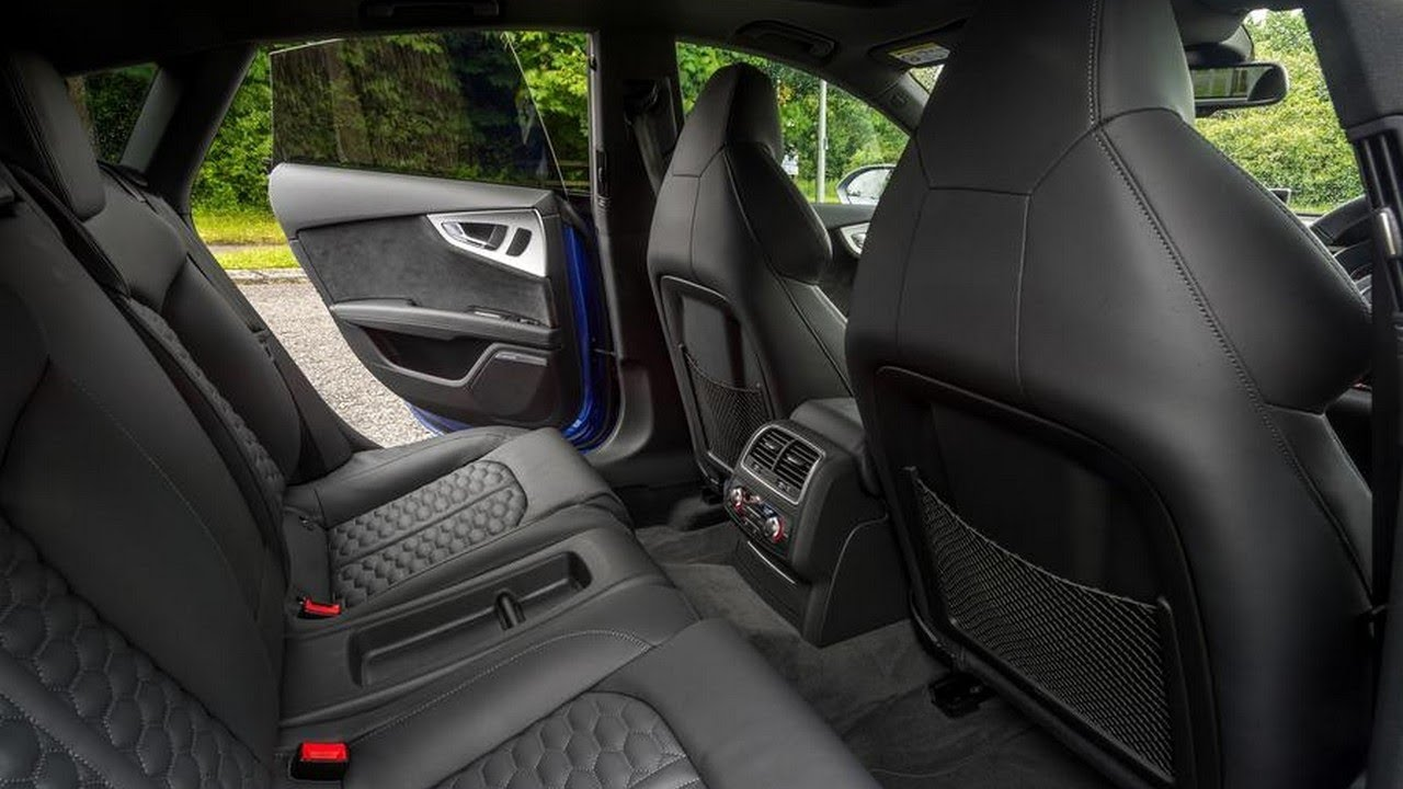 2018 audi rs7 sportback spied interior and price youtube. Black Bedroom Furniture Sets. Home Design Ideas