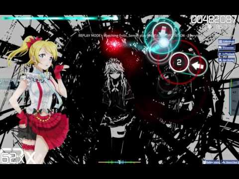 UNDEAD CORPORATION - Everything will freeze [Insane] 82,84%| Osu !