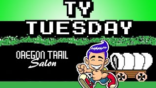 Oregon Trail - A Hairstyle Journey - TY TUESDAY