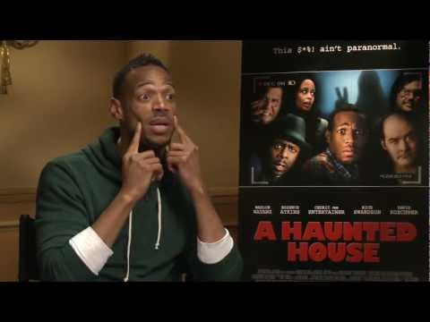A Haunted House - Interview with Marlon Wayans (HD)