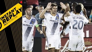 Did Stevie G deserve a red in Colorado? | Instant Replay