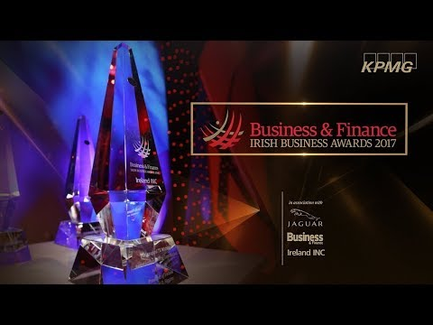 Business & Finance Awards 2017