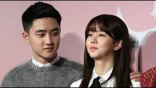 Kyungsoo and Sohyun - All Of Me [FMV]