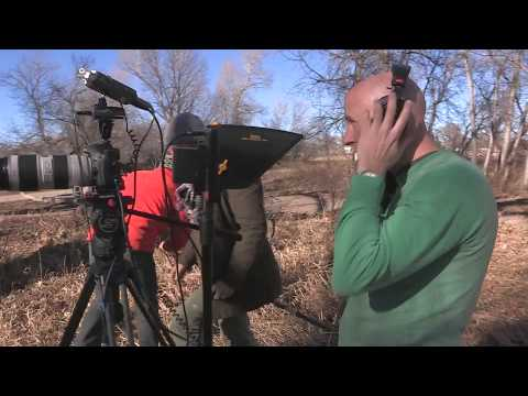 National Oceanic and Atmospheric Administration Video Crew Visit Fort Collins!