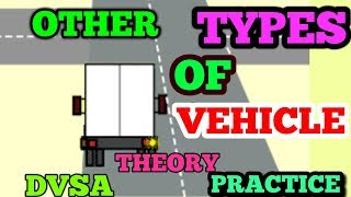 DRIVING THEORY TEST PRACTICE 2017    ( OTHER TYPES OF VEHICLE)