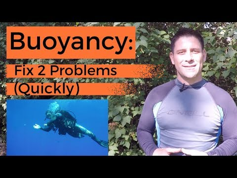 Buoyancy Control: Fix 2 Common Mistakes (Quickly)