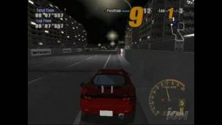 GT Pro Series Nintendo Wii Trailer - Night Racing