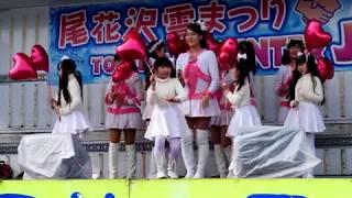 第43回尾花沢雪まつり & 徳良湖 WINTER JAM.
