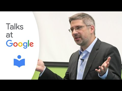 """Peter Andreas, """"Smuggler Nation: How Illicit Trade Made America""""   Authors at Google"""