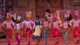 ºoº WDW 美女と野獣ミュージカルショー ライブ・オンステージ ハリウッドスタジオ Beauty and the Beast - Live on Stage Hollywood Studios