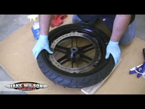 Motorcycle Tire Installation Near Me >> Tubeless Motorcycle Tire Change Tire Changing Youtube