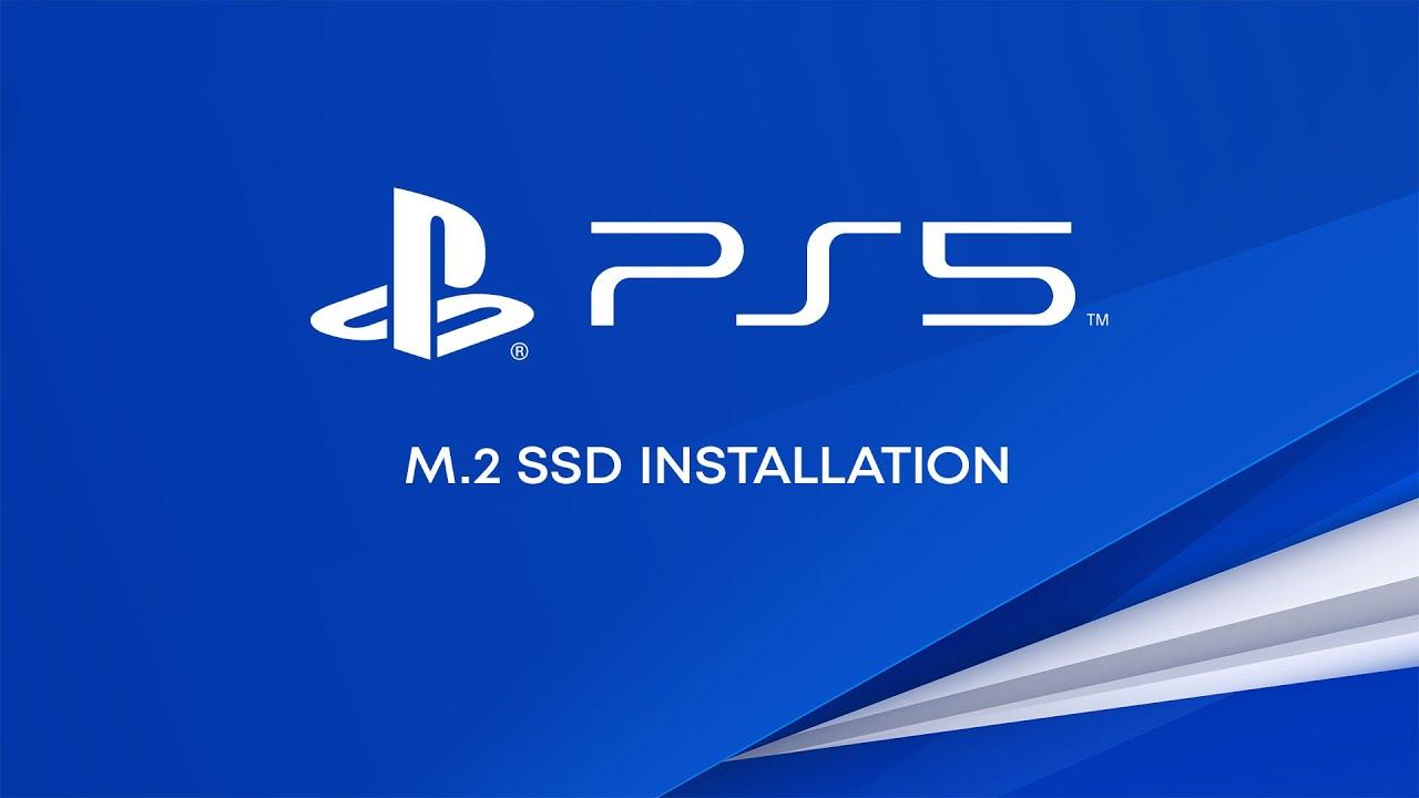 Film prezentujący, jak dodać dysk SSD M.2 do konsoli PS5