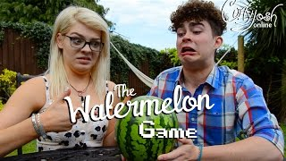 The Watermelon Game Ft. The Flump Club | CurlyJosh Online