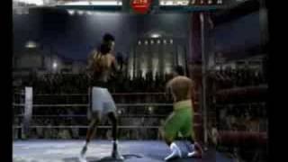 Fight Night 2004 2k4 (PS2) Gameplay