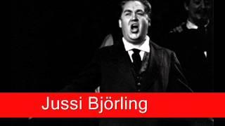 Jussi Björling: Puccini - Turandot,