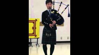 Tokyo Pipe Band 40th Anniversary Competition