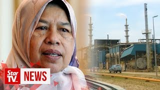 Zuraida: Ministry yet to receive potential locations for Lynas PDF