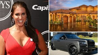 Stephanie McMahon family,Boyfriends,husband,school,college,Net worth and more....
