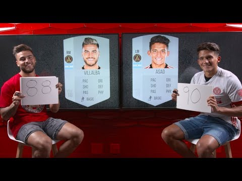 Atlanta United players take a shot at FIFA18 player ratings