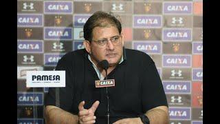 [EPS TV] Sport 3 x 1 Salgueiro: a coletiva de Guto Ferreira