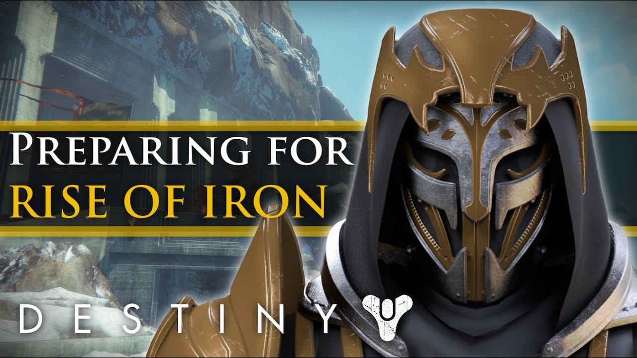 how to get destiny rise of iron