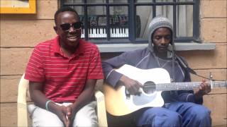 Like To Party - Burna Boy acoustic cover by Mahmud
