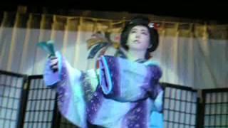 千代丸劇団 9・21 川上鶴次郎 踊りまーす。