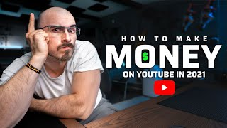 How To Make Moฑey On YouTube in 2021 & How Much I Make in One Month